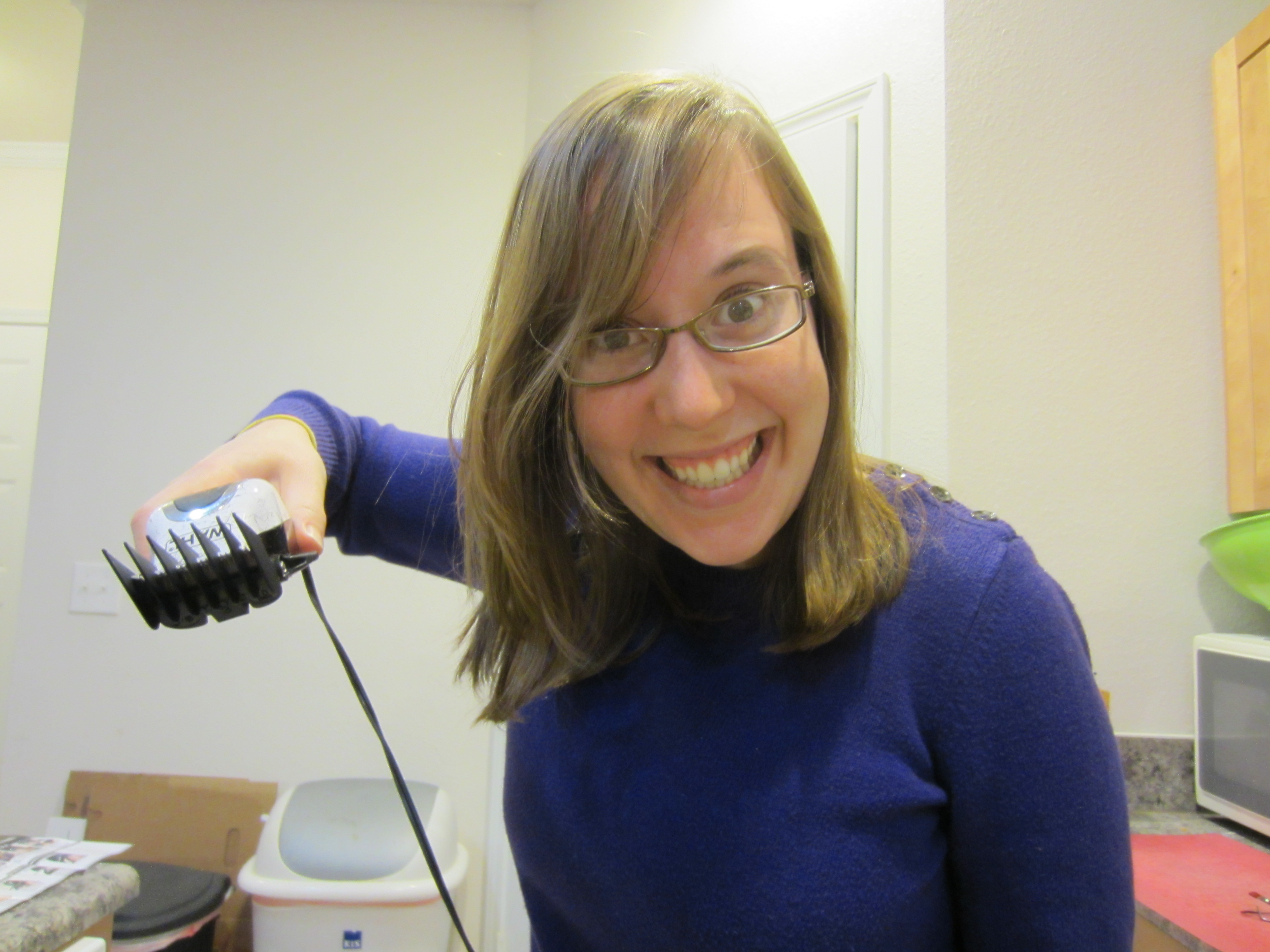 Adventures in frugality home haircutting evolving personal i winobraniefo Image collections