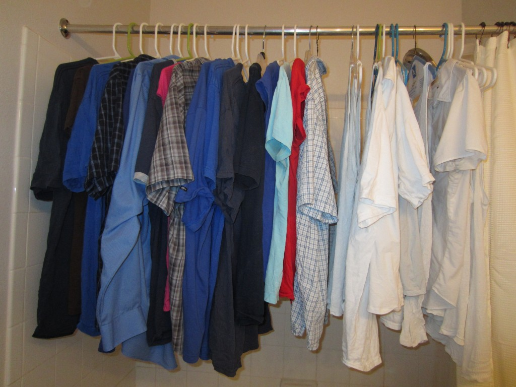 our hang dry laundry strategy evolving personal finance