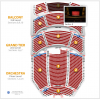 our section and view of the stage
