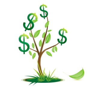 a company retirement match is money growing on a tree