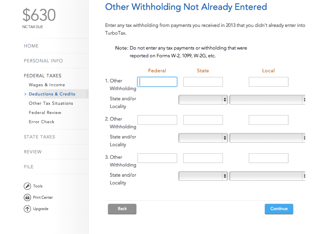 How to Enter 1099-MISC Fellowship Income into TurboTax - Evolving ...