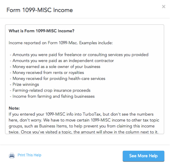 what is form 1099-MISC