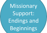Missionary Support Transitions