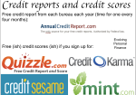 Get Your Credit Score (ish) for Free (ish)