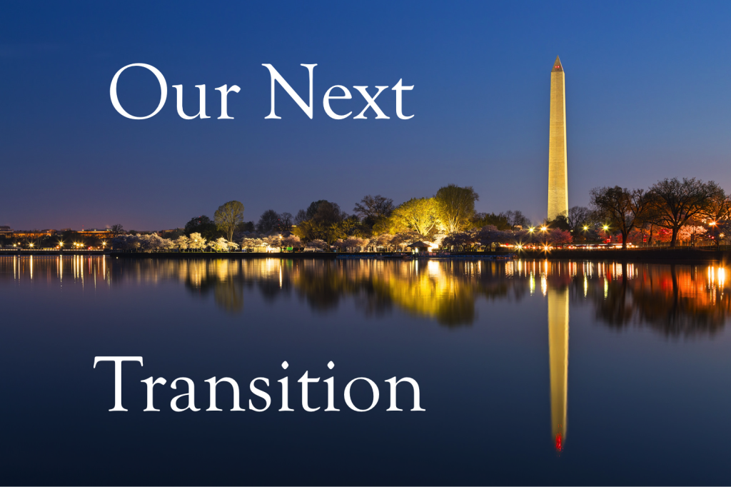 We're Evolving!: Our Next Transition