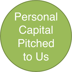 Personal Capital Review: Investment Services Pitch