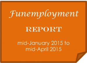 Funemployment Report: Fellowship Period