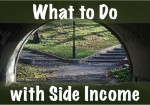 What to Do with Side Income