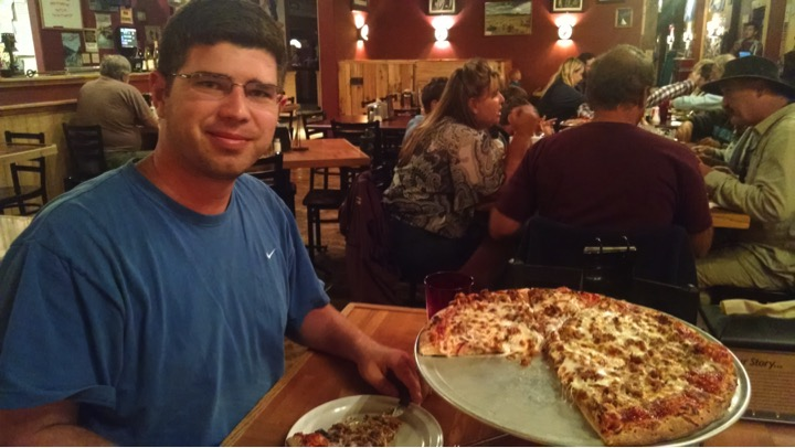 pizzadinner