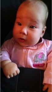 gratuitous baby picture