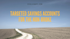 Targeted Savings for the Non-Broke